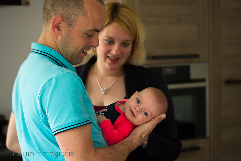 Lifetyle fotoreportage, newborn, baby, ouders, foto reportage