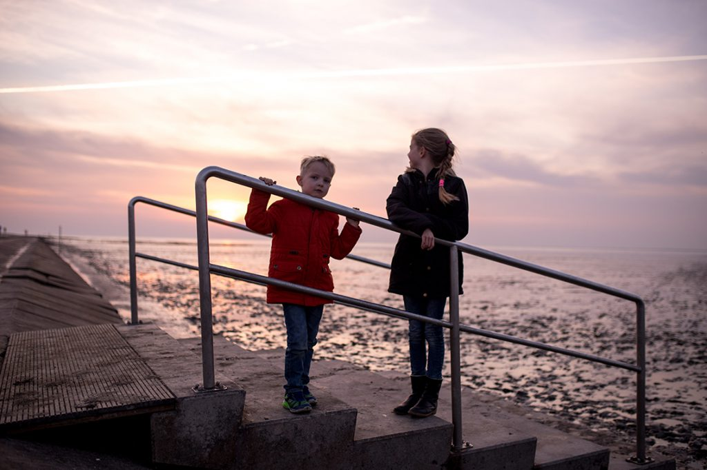 strand, fotograaf, fotoreportage