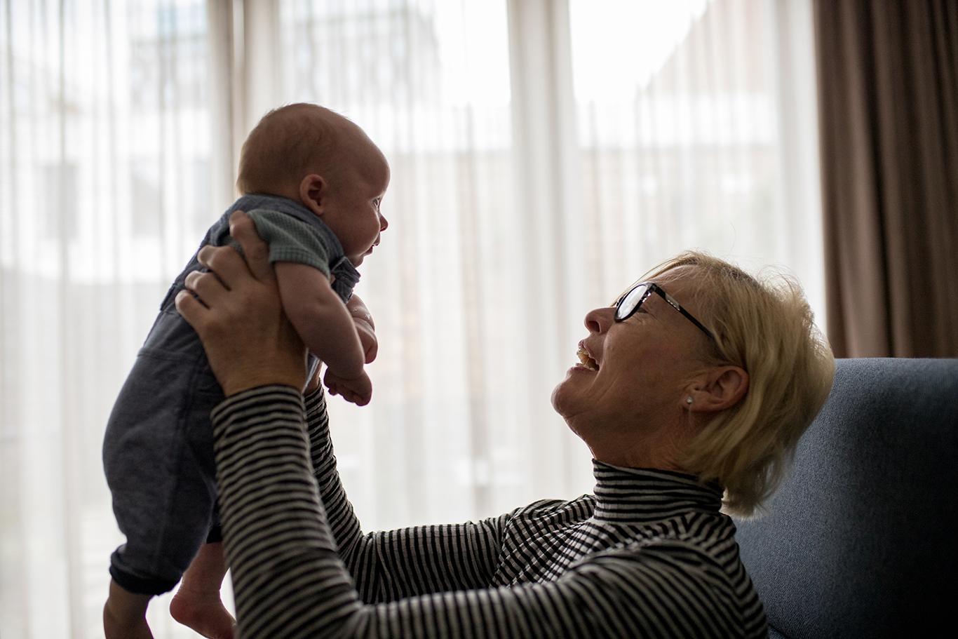Baby fotoshoot in Drenthe _ karijn fotografie